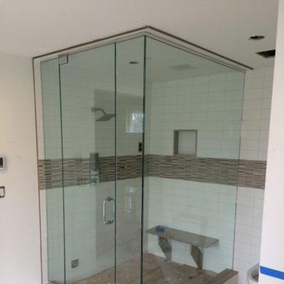 Steam Shower Unit 1