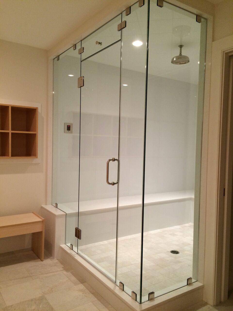 Steam Shower Unit 2