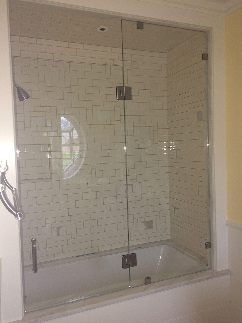 Tub Door 3